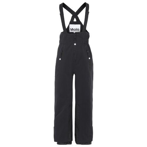 Купить Полукомбинезон Molo Play Pro размер 146, black, Полукомбинезоны и брюки