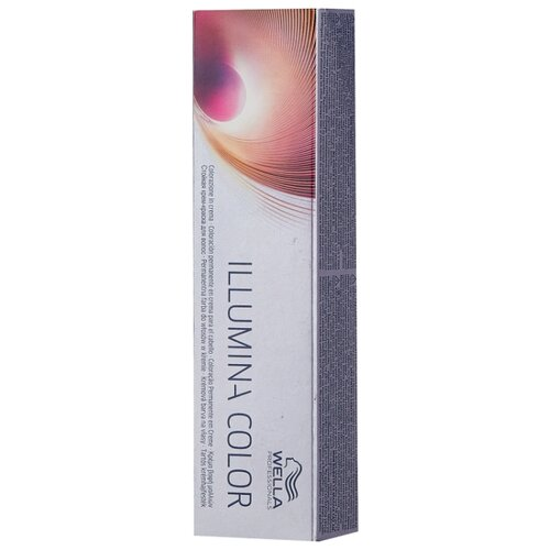 цена Wella Professionals Illumina Color стойкая крем-краска для волос, 60 мл, 6 Темный блонд онлайн в 2017 году