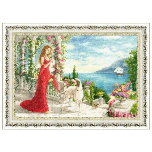 Золотое Руно Набор для вышивания ЧМ-066 Весна в Крыму