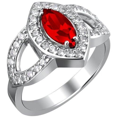 Эстет Кольцо с фианитами из серебра 01К2511684-1, размер 17 эстет кольцо с фианитами из серебра 01к2511684 2 размер 17 5