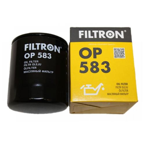 Масляный фильтр FILTRON OP 583