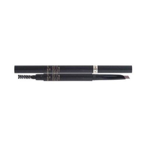 Фото - MAKEOVER карандаш для бровей Automatic Brow Pencil Duo Refill, оттенок soft brown landa branda карандаш automatic eye brow pencil оттенок blond