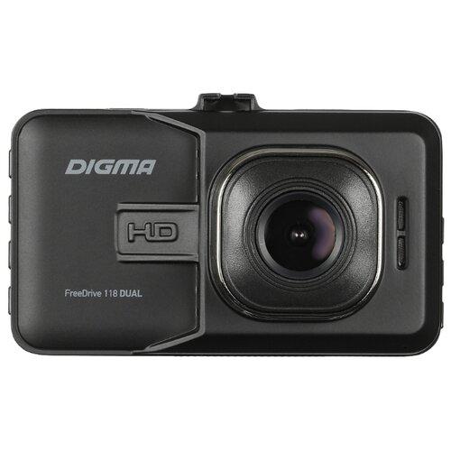 Видеорегистратор DIGMA FreeDrive 118 черный видеорегистратор digma freedrive 118 черный