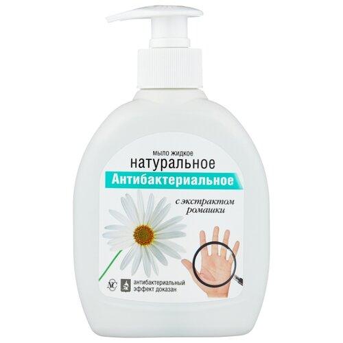 Жидкое мыло Невская Косметика Натуральное антибактериальное, 300 мл косметика ольга ромашко где купить