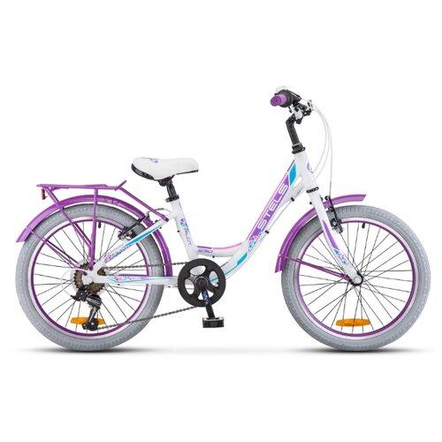 Подростковый городской велосипед STELS Pilot 230 Lady 20 V010 (2020) белый 12
