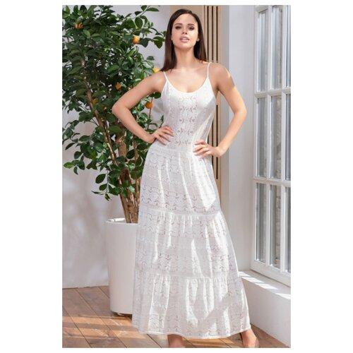 Платье MIA-AMORE Lilia размер S белый платье oodji ultra цвет красный белый 14001071 13 46148 4512s размер xs 42 170