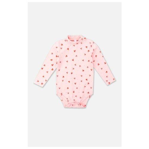 Боди playToday размер 92, светло-розовый колготки для девочки acoola muna цвет светло розовый 20254460001 3400 размер 92