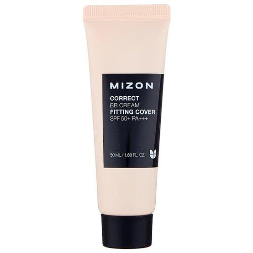 Mizon BB крем Fitting Cover Correct, SPF 50, 50 мл mizon bb крем watermax moisture spf 25 50 мл
