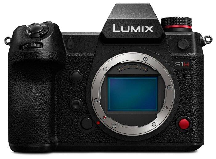 Фотоаппарат Panasonic Lumix DC-S1H Body черный фото 1