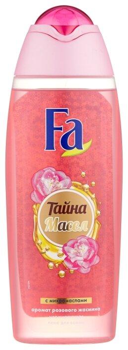 Fa Пена для ванн Тайна масел Розовый