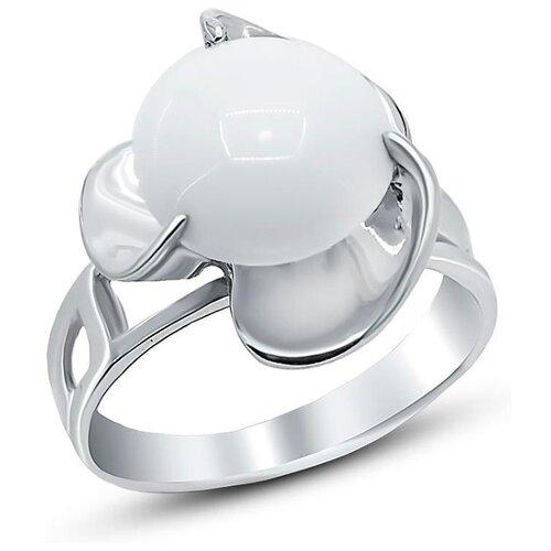 Silver WINGS Кольцо с ониксами из серебра 21vrafa02731a-19, размер 19 silver wings silver wings подвеска 23qsilg00835b 19