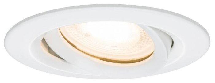 Встраиваемый светильник Paulmann 93661 — купить по выгодной цене на Яндекс.Маркете
