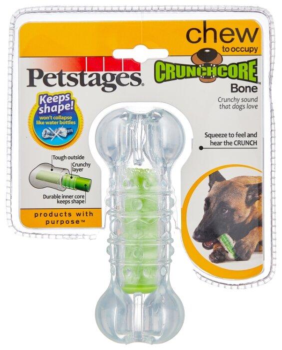 Косточка для собак Petstages Crunchcore bone (265YEX)
