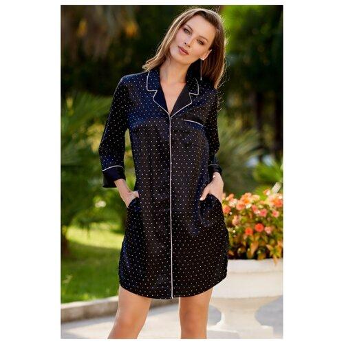 Халат MIA-AMORE размер S черный халат домашний mia mia mia mia mp002xw1aq47