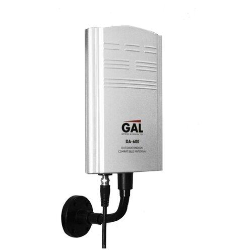 Комнатная / уличная DVB-T2 антенна GAL DA-600 антенна телевизионная комнатная gal ar 163
