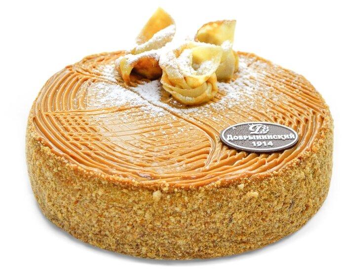 """Многоярусный торт из барни """"Ева"""""""
