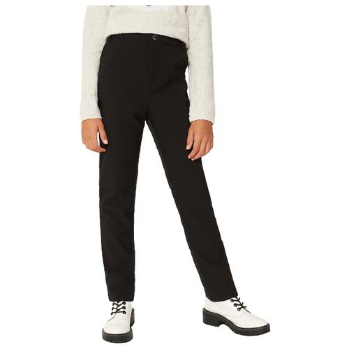 Купить Брюки INFUNT Gemini размер 146, черный, Полукомбинезоны и брюки