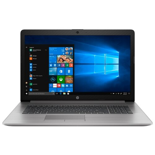 Купить Ноутбук HP 470 G7 (9HP79EA) (Intel Core i7 10510U 1800 MHz/17.3 /1920x1080/8GB/1256GB HDD+SSD/DVD нет/AMD Radeon 530 2GB/Wi-Fi/Bluetooth/Windows 10 Pro) 9HP79EA пепельно-серый