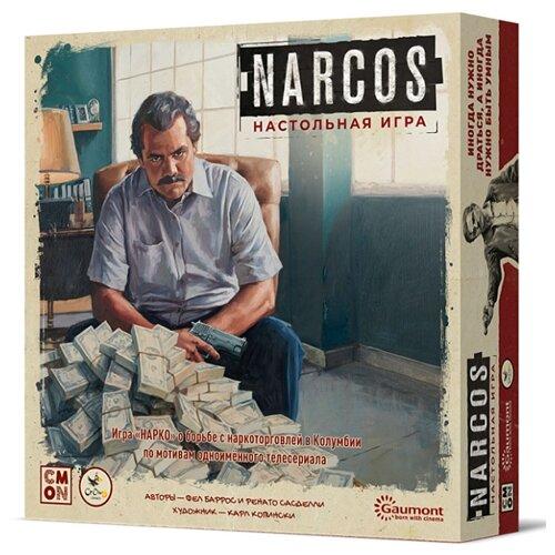 Настольная игра Crowd games Narcos