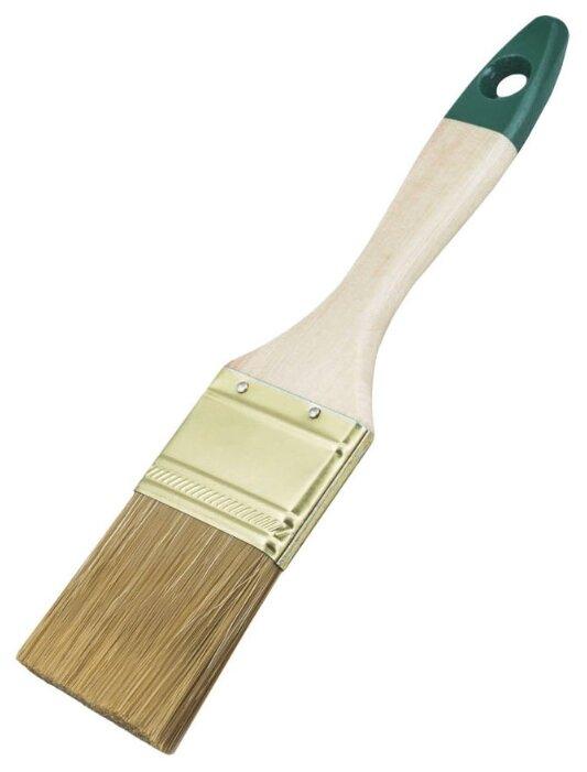 Кисть VIRTUS Standard, смешанная щетина, деревянная рукоятка,