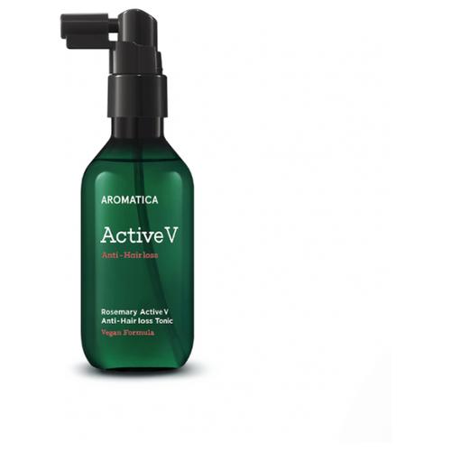 Aromatica Rosemary Тоник против выпадения волос Active V Anti-Hair Loss Tonic, 100 мл ducray неоптид лосьон от выпадения волос для мужчин 100 мл