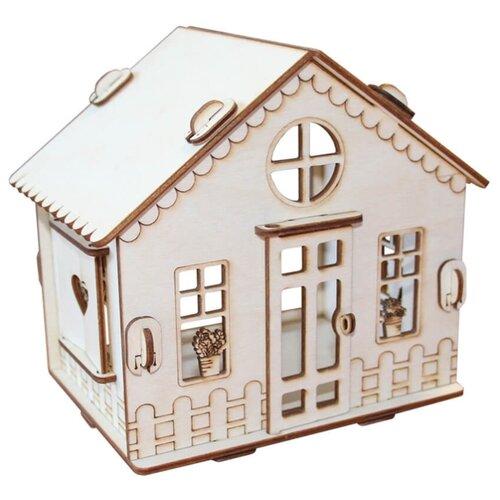 Сборная модель PAREMO Я дизайнер. Дачный домик PE120-09