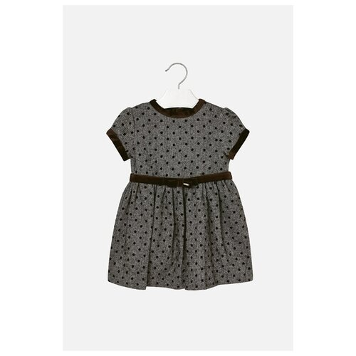 Купить Платье Mayoral размер 110, коричневый, Платья и сарафаны