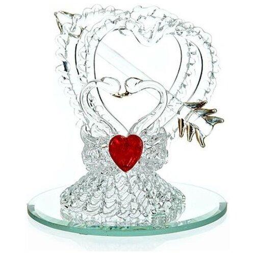 Фото - Статуэтка ENS Романтика, 8.5 см прозрачный статуэтка ens романтика 8 5 см прозрачный