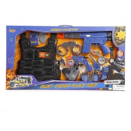 Купить Игровой набор Наша игрушка Спецназ 8635, Полицейские и шпионы