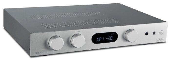 Интегральный усилитель Audiolab 6000A серебристый фото 1