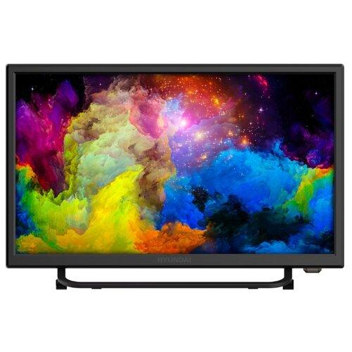 Фото - Телевизор Hyundai H-LED22ET2000 22 (2019) черный телевизор hyundai 40 h led40et3000 metal черный