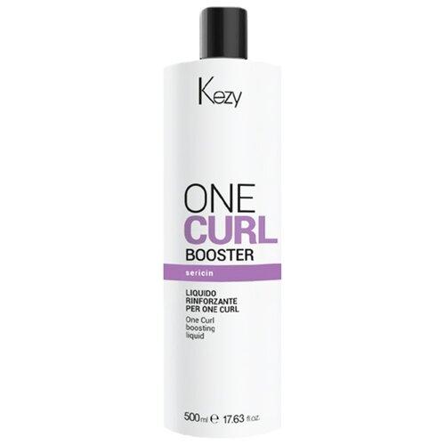 KEZY Состав для усиления действия завивки One Curl Booster, 500 мл