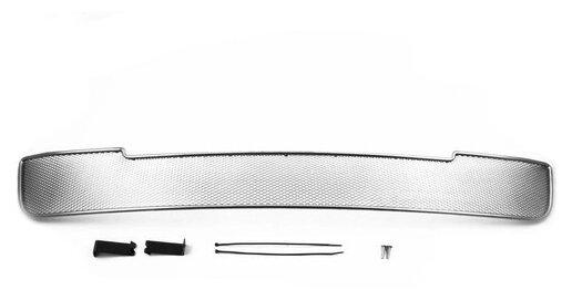 Купить Сетка на бампер Arbori внешняя для SKODA Octavia A7 2014-2017, 2 шт., хром, 15 мм, с противотуманными фонарями, 01-470814-152 по низкой цене с доставкой из Яндекс.Маркета (бывший Беру)