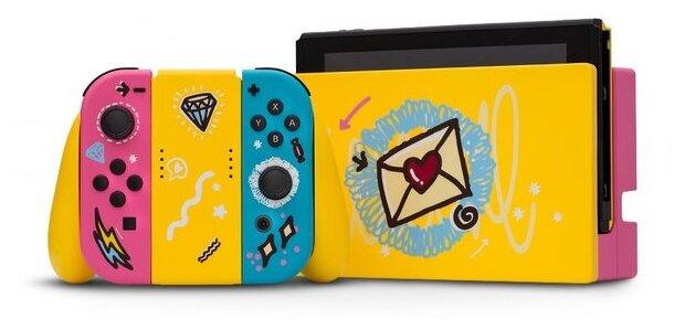 Игровая приставка Nintendo Switch Sweet — купить по выгодной цене на Яндекс.Маркете