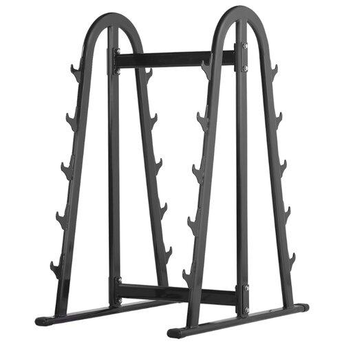 Стойка Bronze Gym H-039 черный голень машина bronze gym mv 017 c