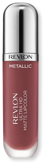 Revlon жидкая помада для губ Ultra HD Metallic