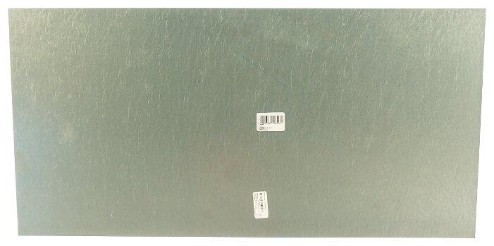 Лист гладкий стальной GAH ALBERTS 466237 500х250 мм