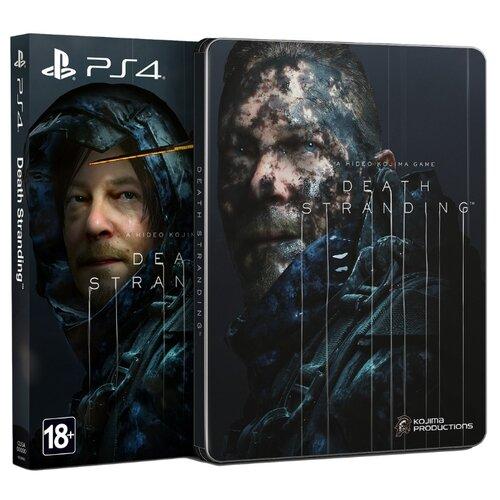Игра для PlayStation 4 Death Stranding. Special Edition