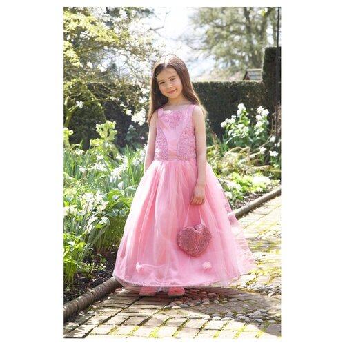 Платье travis designs Бальное платье, розовый, размер 3-4 года платье travis designs бальное платье розовый размер 3 4 года