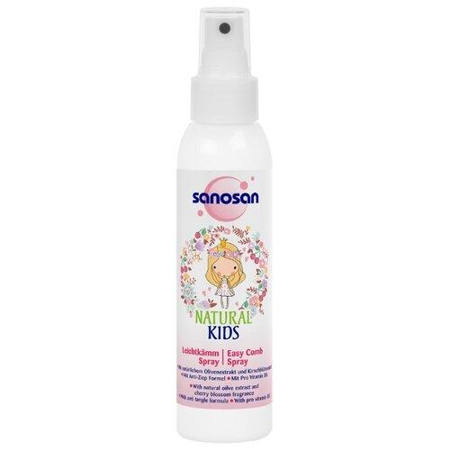 Sanosan Kids Спрей для легкого расчесывания волос 125 мл