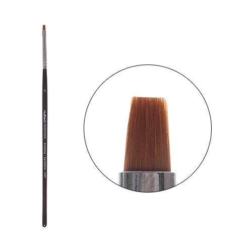 Кисть для дизайна shading synthetic anf №8 Runail черный