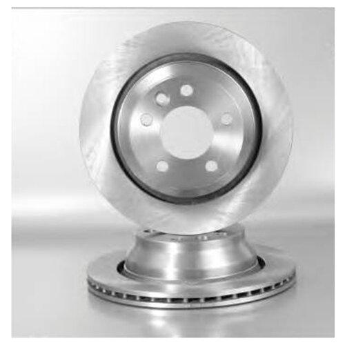 Комплект тормозных дисков передний Fenox TB219349 295.9x29 для Chevrolet Captiva, Opel Antara (2 шт.)