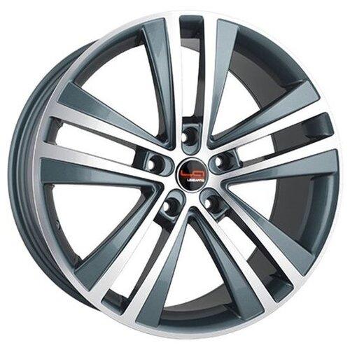Фото - Колесный диск LegeArtis VW44 6.5x16/5x112 D57.1 ET33 GMF колесный диск legeartis a526 7 5x17 5x112 d66 6 et33 gmf
