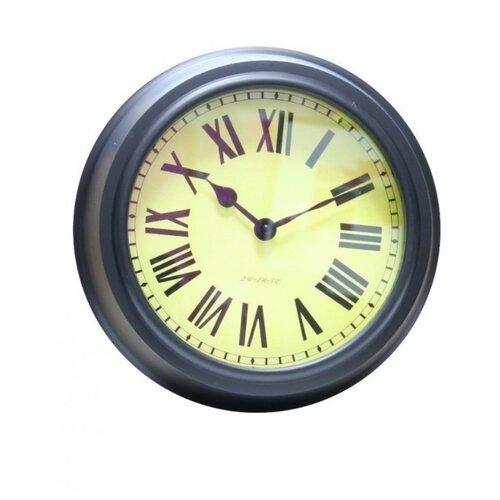 Часы настенные пластиковые (римские цифры)