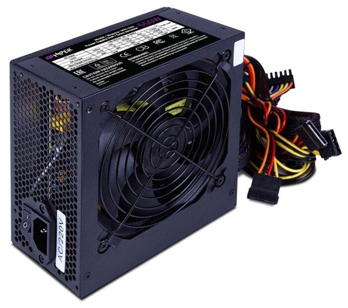 Блок питания HIPER HPA-650 650W