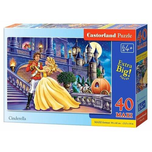 Фото - Пазл Castorland Cinderella (B-040254), 40 дет. пазл castorland old sutter's mill b 52691 500 дет