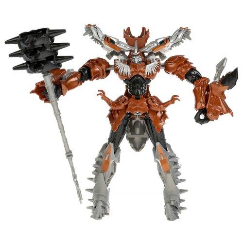 Купить Трансформер Play Smart Тиранозавр 8159 оранжевый, Роботы и трансформеры