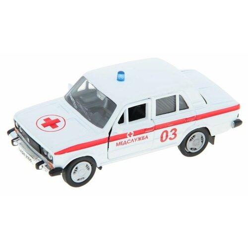 цена на Легковой автомобиль Autotime (Autogrand) Lada 2106 скорая помощь (11461) белый/красный