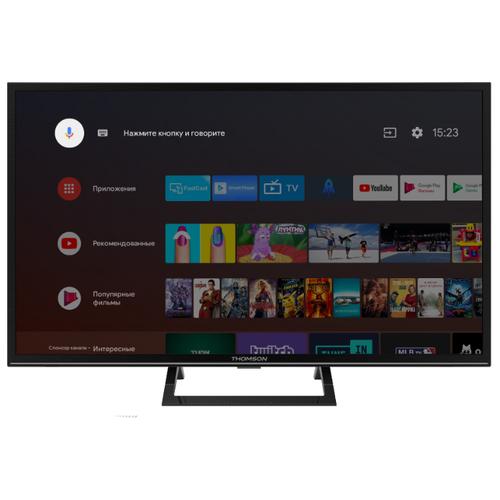 Телевизор Thomson T32RTL6000 32 черный телевизор thomson t32rtl5140 черный
