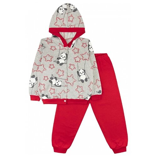 Купить Комплект одежды Юлала размер 64, красный, Комплекты и форма